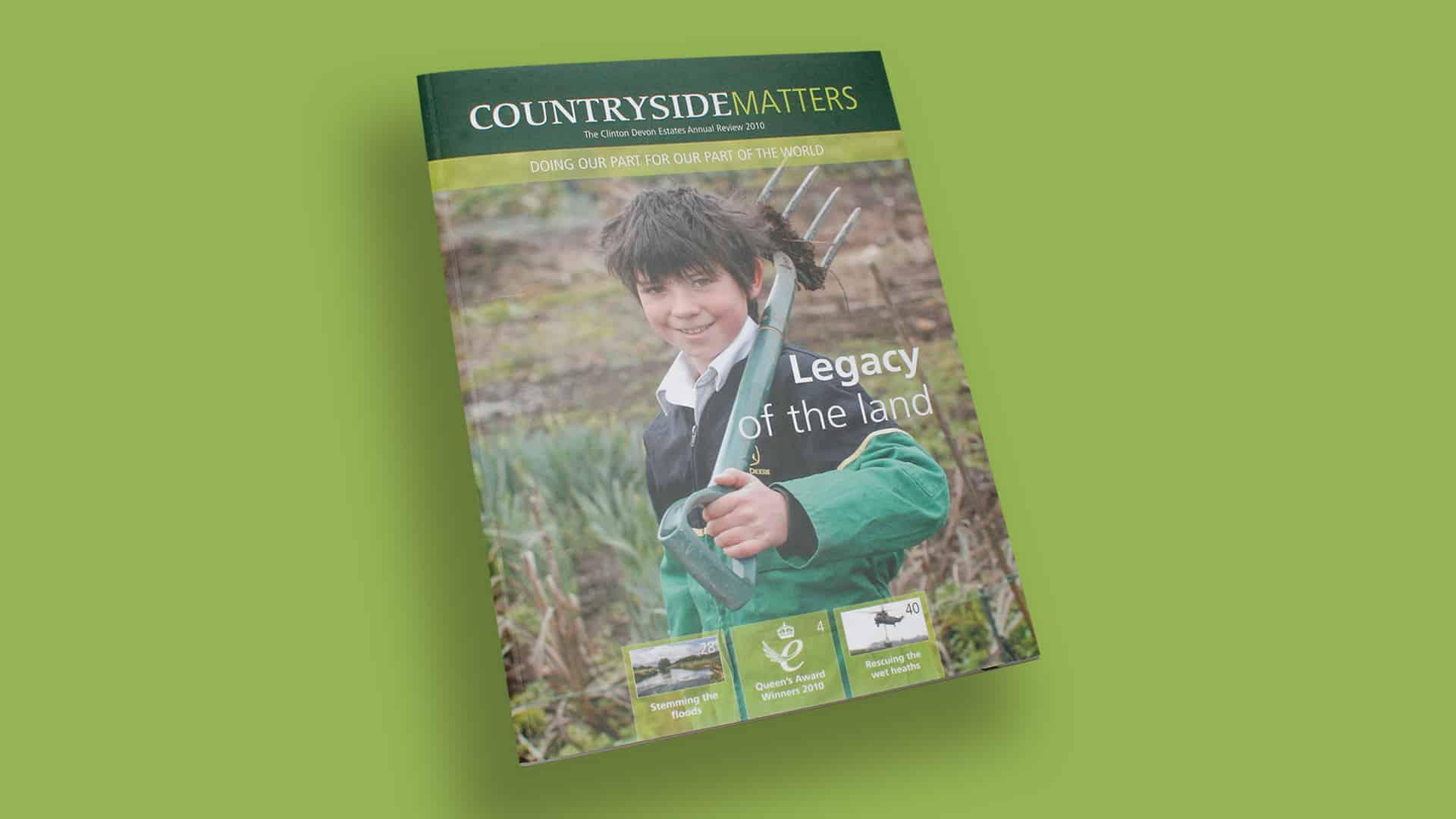 Clinton Devon Estates Annual Review