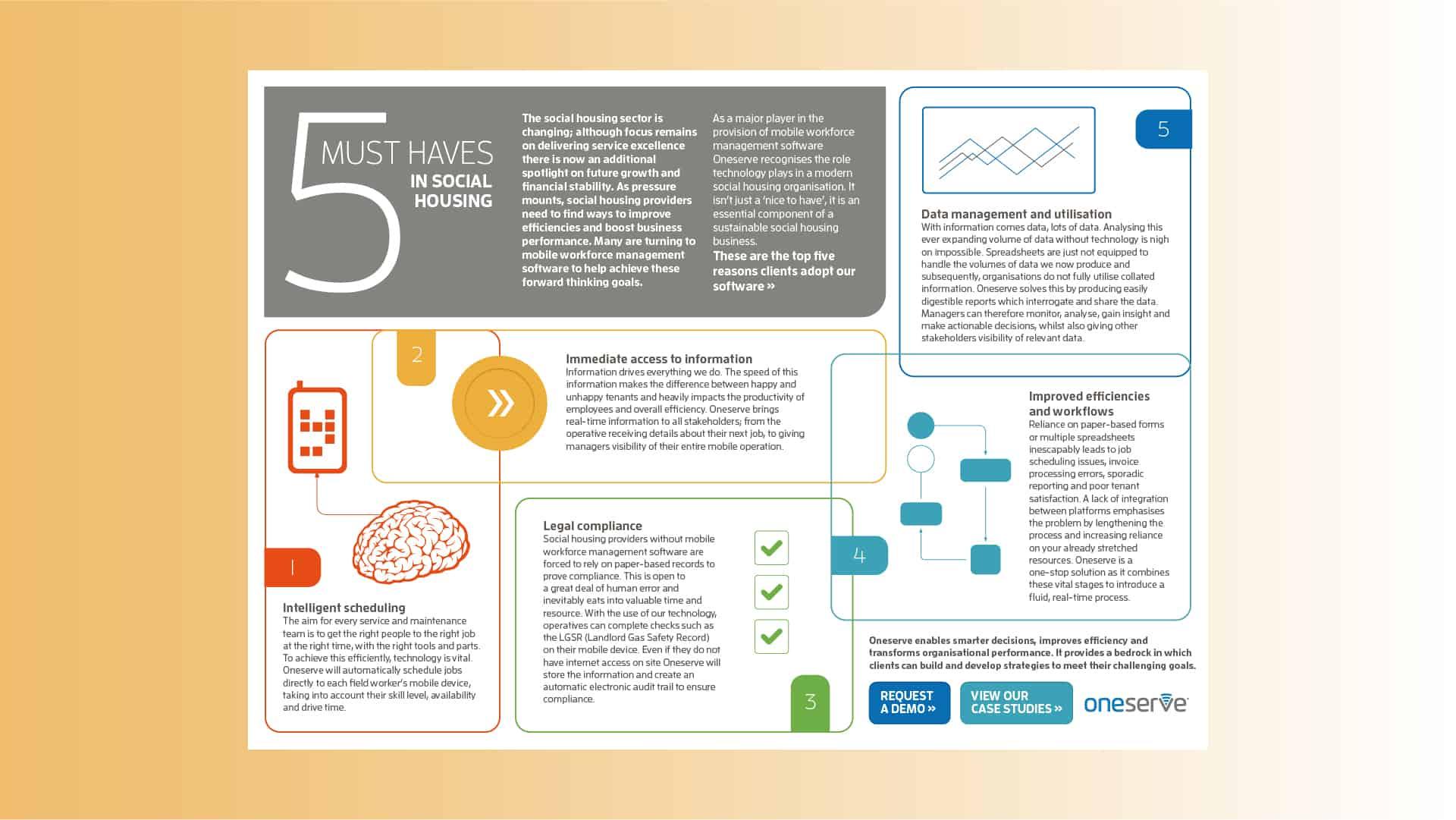 Lead Creative Infographic